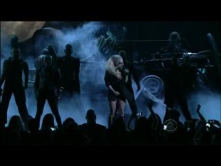 Lady Gaga - Marry The Night. (Grammy Nominations Concert) \2012/ HD.кч.720p. в формате.. файла .mp4 .!!!